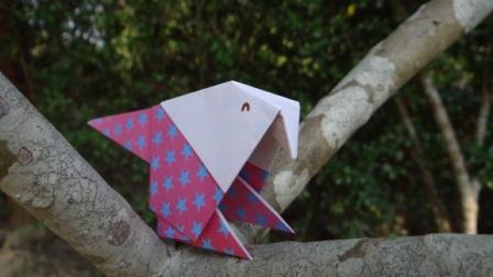 Оригами орел - птицы из бумаги своими руками (2)
