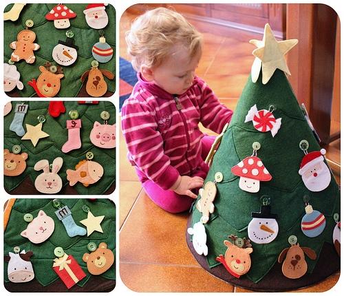 Что сделать на новый год в детский сад своими руками