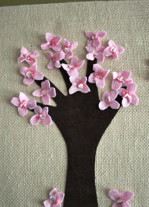 Подарок для мамы на 8 марта своими руками - красивые картины своими руками (2)