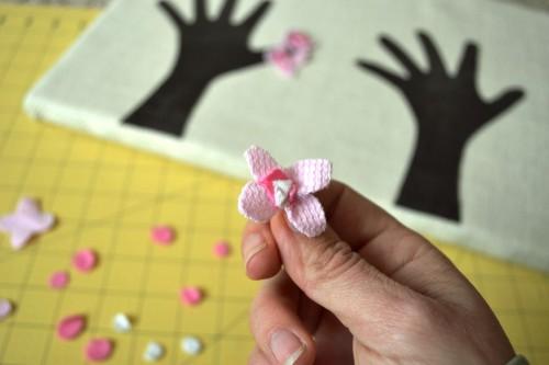 Подарок для мамы на 8 марта своими руками - красивые картины своими руками (11)
