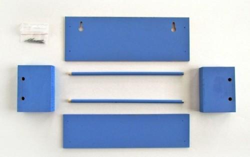 Как сделать полочку - поделки к 23 февраля в детском саду (3)