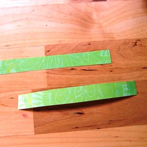 Композиции из конфет - флажки своими руками (3)