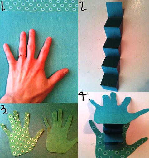 Что можно сделать малышу своими руками