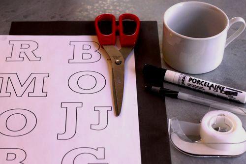 Как печатать на кружках - поделки своими руками к 23 февраля (4)