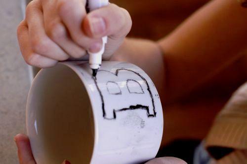 Как печатать на кружках - поделки своими руками к 23 февраля (10)