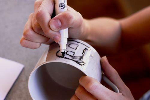 Как печатать на кружках - поделки своими руками к 23 февраля (11)