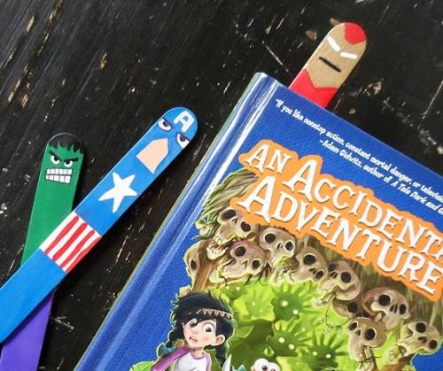 Сделать закладки для книг - детские поделки в детском саду (1)