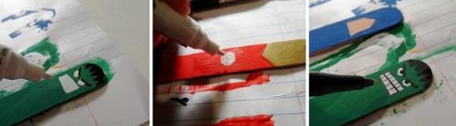 Сделать закладки для книг - детские поделки в детском саду (5)