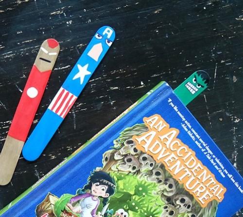 Сделать закладки для книг - детские поделки в детском саду (7)