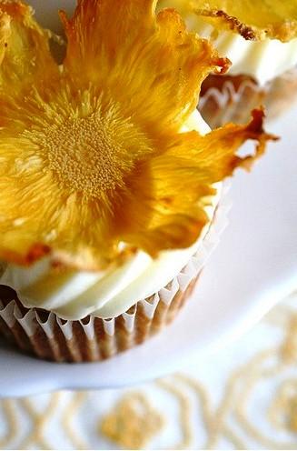 Цветы для торта - украшение из цветов (1)