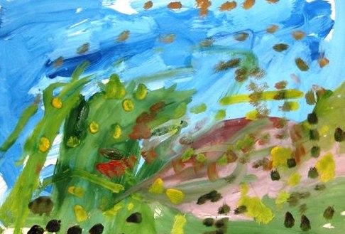 Картинки с цветами поля