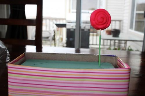 Букет на 8 марта - из печенья (8)