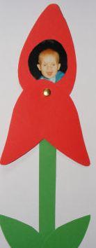 Поделки на 8 марта для детей - поделки из бумаги цветы (6)