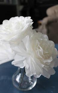 Поделки на 8 марта для детей - поделки из бумаги цветы (16)