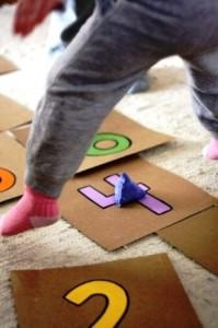 Игры для детей в помещении - парочка идей (3)