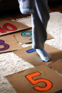Игры для детей в помещении - парочка идей (2)