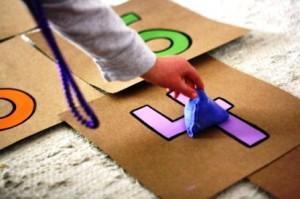 Игры для детей в помещении - парочка идей (1)