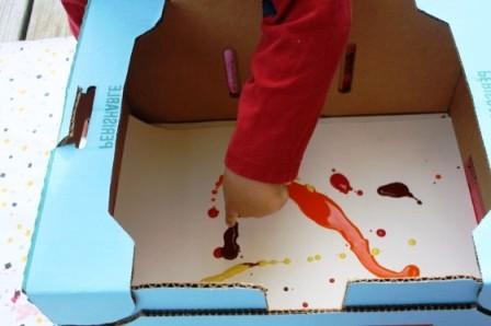 Игры для детей в помещении - парочка идей (8)