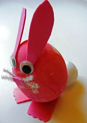Как сделать поделки из яиц (2)