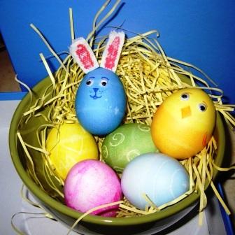 Как сделать поделки из яиц (25)