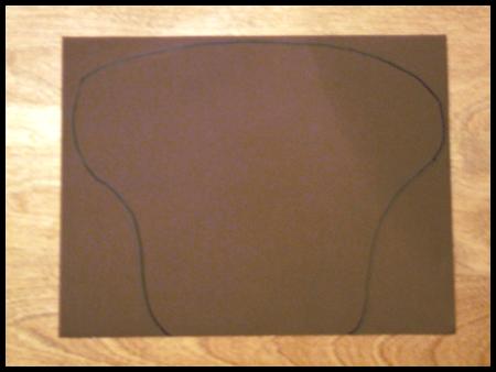 Пасхальные поделки - корзина и заяц (5)