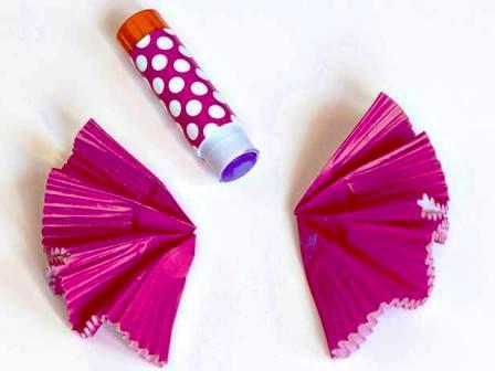 Как сделать своими руками цветы из бумаги (7)