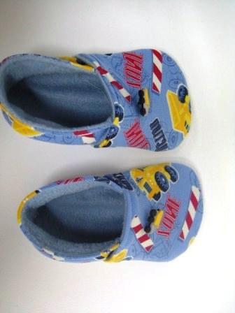 Обувь для детей своими руками (1)