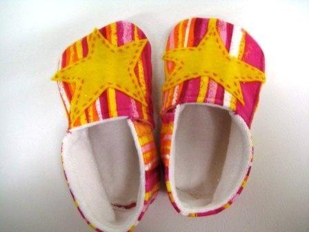 Обувь для детей своими руками (3)