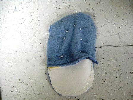 Обувь для детей своими руками (8)