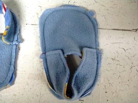 Обувь для детей своими руками (10)