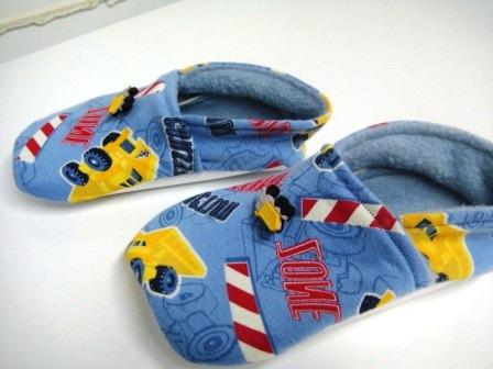Обувь для детей своими руками (12)