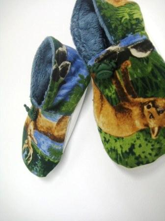 Обувь для детей своими руками (13)