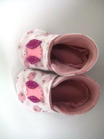 Обувь для детей своими руками (15)