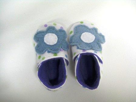 Обувь для детей своими руками (16)