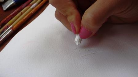 Поэтапное рисование для детей - Весенний букет (8)