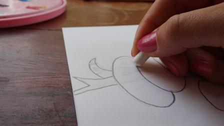 Техника рисования красками и восковыми мелками (5)