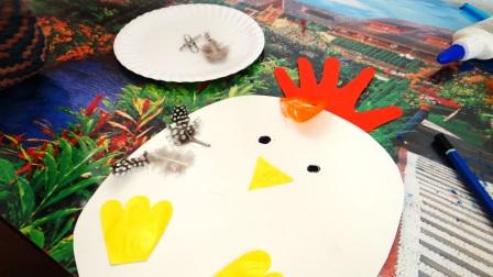 Поделка Мама курица и рождение птенца (10)