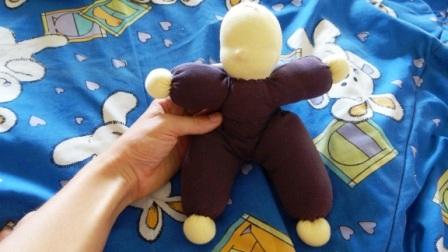 Вальдорфская кукла своими руками - малышка (4)