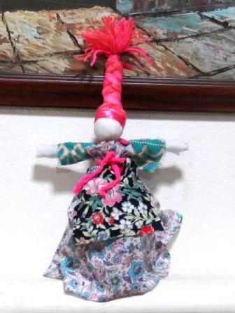 Кукла Веснянка - весенние поделки своими руками (1)