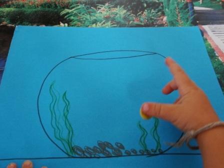 Лепка из пластилина для малышей (3)
