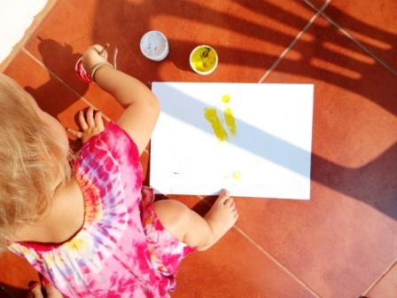Рисование с малышами (6)