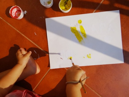 Рисование с малышами (5)
