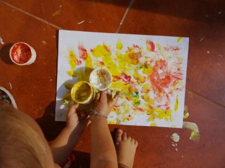 Рисование с малышами (3)
