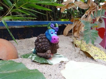 Игры в песочнице - ферма для животных (3)