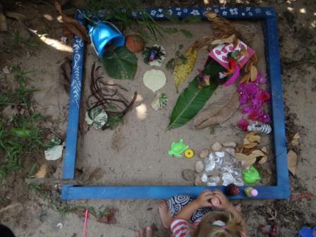 Игры в песочнице – ферма для животных