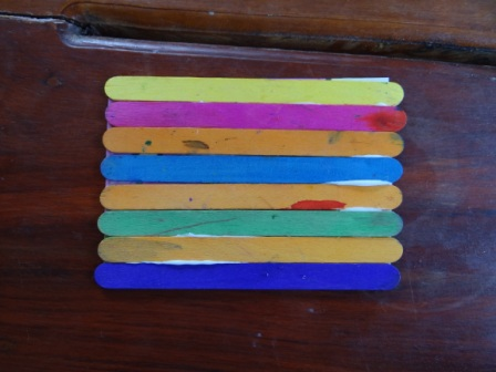 Поделки из палочек своими руками (5)
