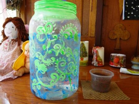 Как сделать аквариум своими руками (2)