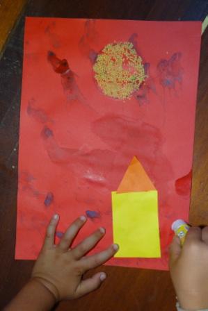 Поделка ракета (1)