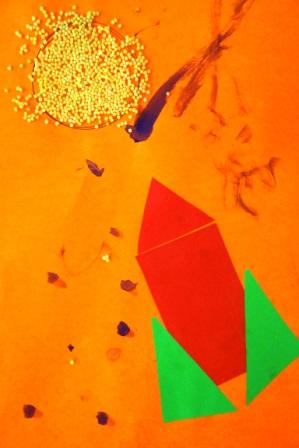 Поделка ракета (5)