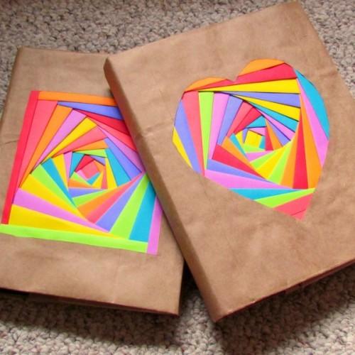 Как сделать обложку своими руками для книги